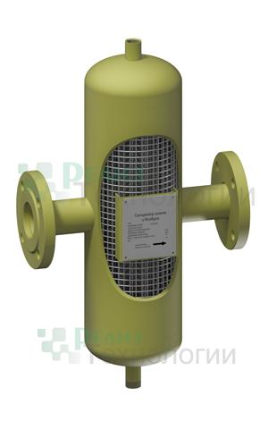 Сепаратор микропузырьков воздуха и шлама